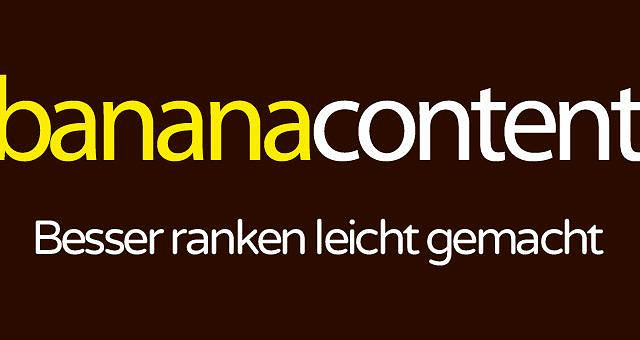bananacontent WordPress SEO Plugin: Besser ranken, ganz easy