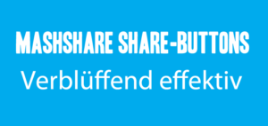 Mashshare für WordPress: Die besten Share-Buttons?