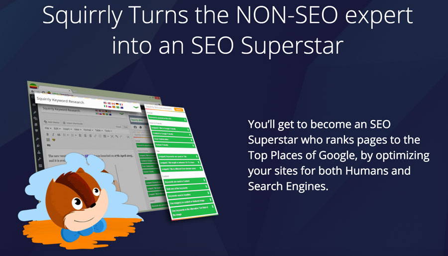 Squirrly SEO Plugin für WordPress