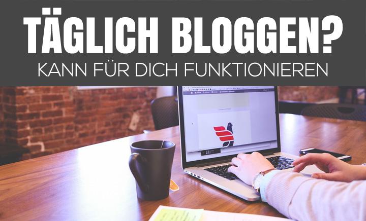 Wie oft Du bloggen solltest? Die Antwort könnte dich überraschen.