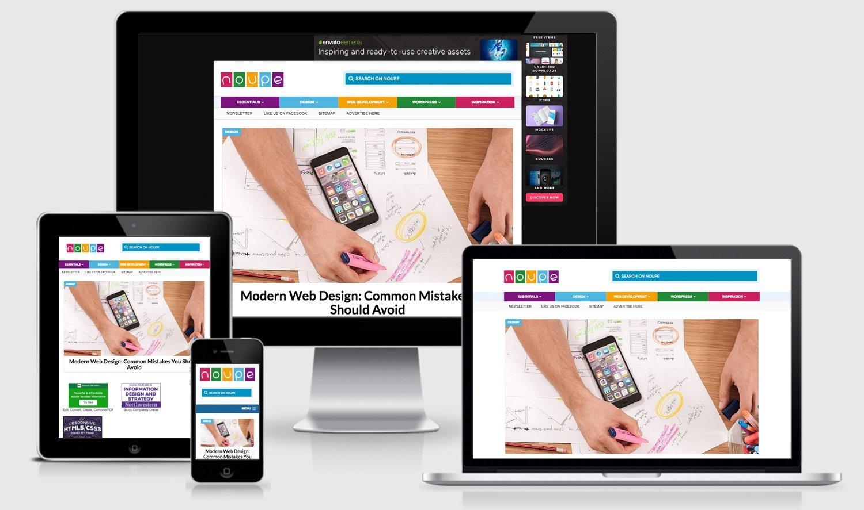 Noupe.com - Design und Entwicklung von Andreas Hecht - https://andreas-hecht.com