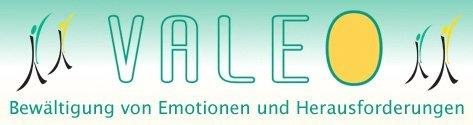 Valeo Gesundheit Logo