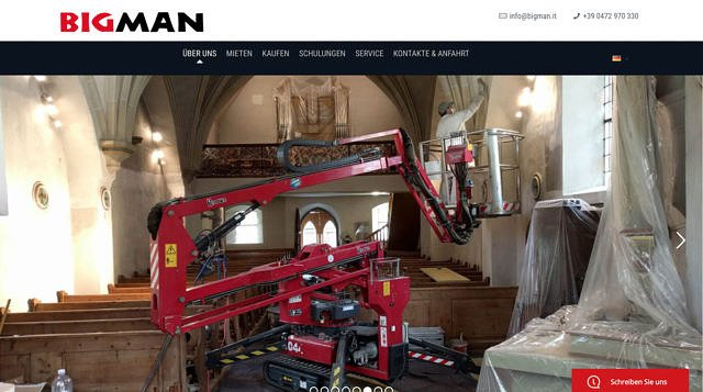 Bigman.it - WordPress Performance Service