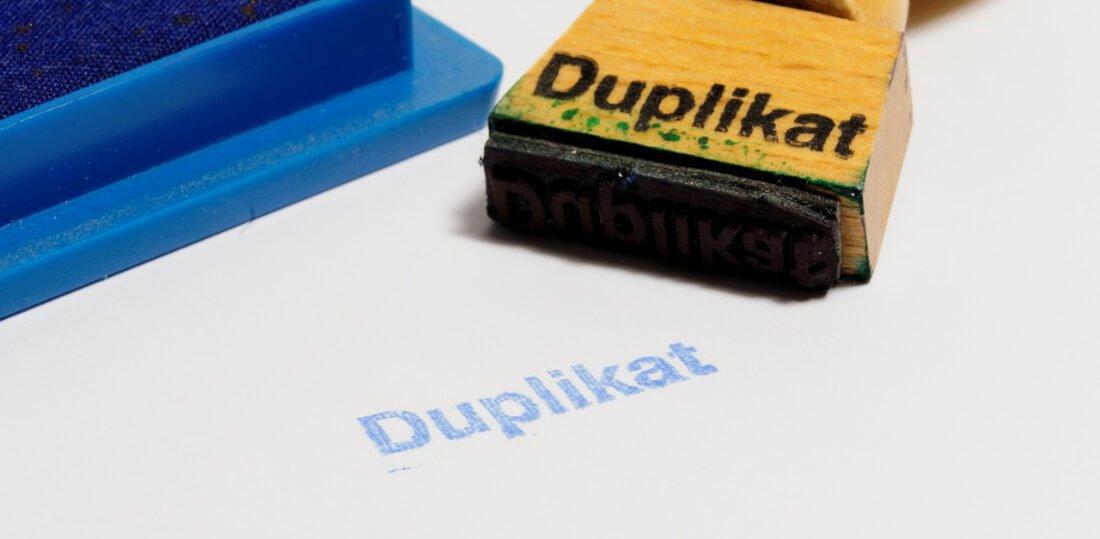 Duplicate Content: Doppelter Inhalt geschieht meistens nicht absichtlich. Das weiß Google auch.