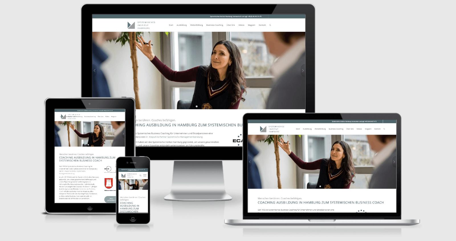 Die beste SEO Agentur finden bedeutet auch, eine Agentur zu finden, die sich auf responsives Webdesign versteht.
