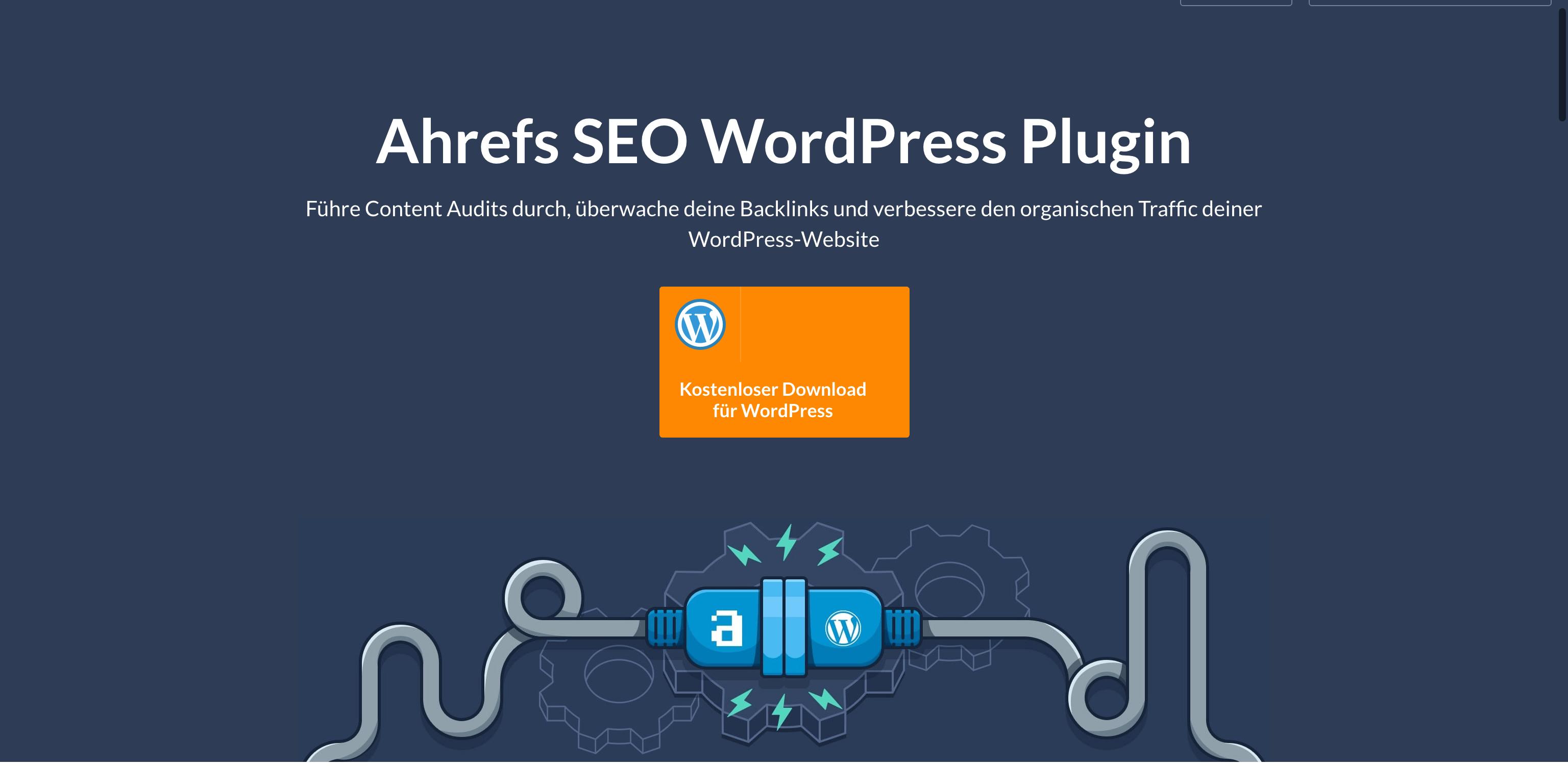 Ahrefs SEO WordPress Plugin